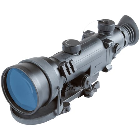 Armasight Vampire 3X Night Vision Rifle Scope  3X 60 70 Ip Mm Objective  108Mm  Illuminated Reticle  Core Technology  Black