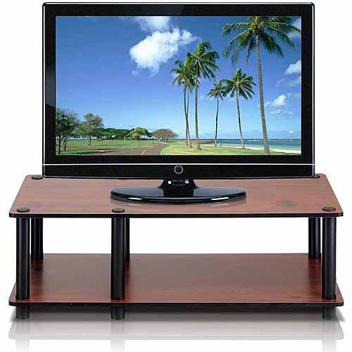 "Furinno 11174 Just Low Rise TV Stand for up to 30"" TV"