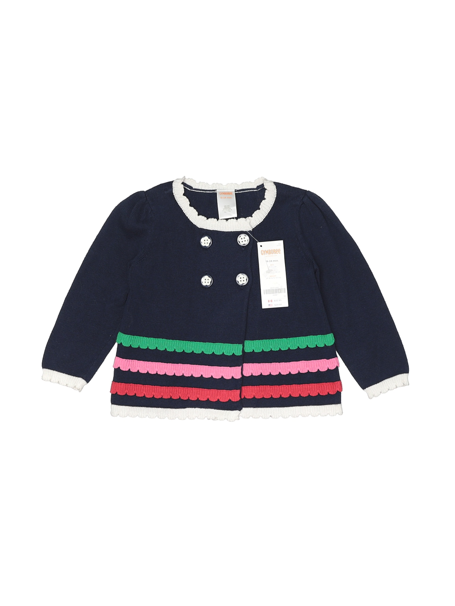 Gymboree Kid Girl Sweaters Preowned New