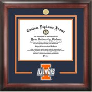 University of Illinois  Urbana-Champaign Spirit Diploma Frame