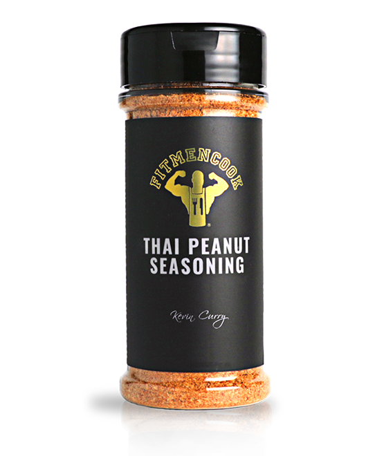 Spice Cave Thai Peanut Blend Food Seasoning 3.6 oz. Gluten Free Non-GMO by