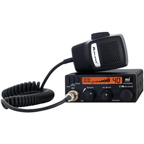 MIDLAND CB RADIO W/WEATHER SCAN
