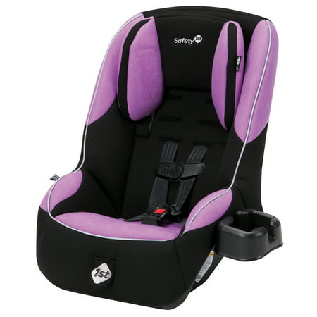 Safety 1st Guide 65 Sport Convertible Car Seat, Lavender Love ...
