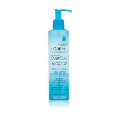 L'Oreal Paris EverCurl Sulfate Free Hydracharge Cleansing Conditioner