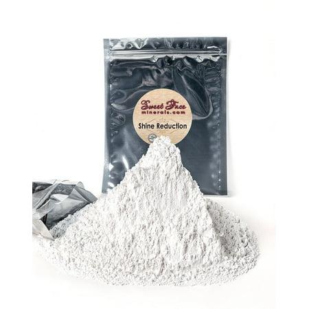 Mineral Control - Bulk Refill Mineral SHINE REDUCE SILK POWDER Makeup Oil Control Matte Bare Skin Sheer SPF 15 Cover (1 Pound)