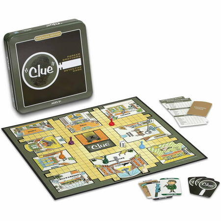Clue Board Game Halloween Costumes (Clue Board Game Nostalgia Edition Game)
