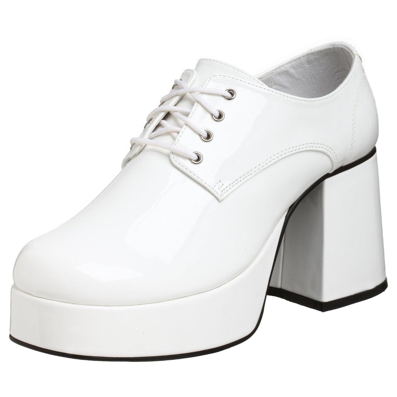 Mens Platform Disco Shoe 60s 70s