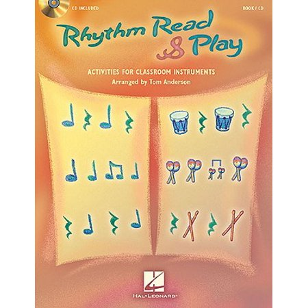 Rhythm Read & Play : Activities for Classroom Instruments - Halloween Activities For Classroom