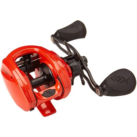 13 FISHING Concept Z Baitcast Reel - 6.6:1 Gear Ratio - Right Handed (Fresh+Salt) (Z6.6-RH) thumbnail