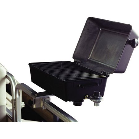 Springfield Barbeque Grill Package with Multi-Fit Rail Mount