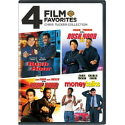 4 Film Favorites: Chris Tucker Collection by NEW LINE STUDIOS
