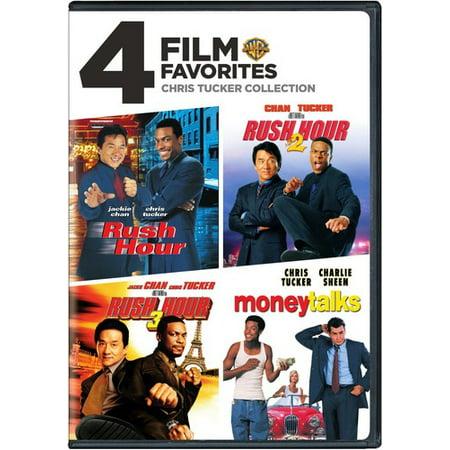 4 Film Favorites  Chris Tucker Collection