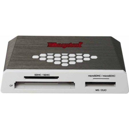 Kingston High-Speed Media Reader - card reader - USB 3.0