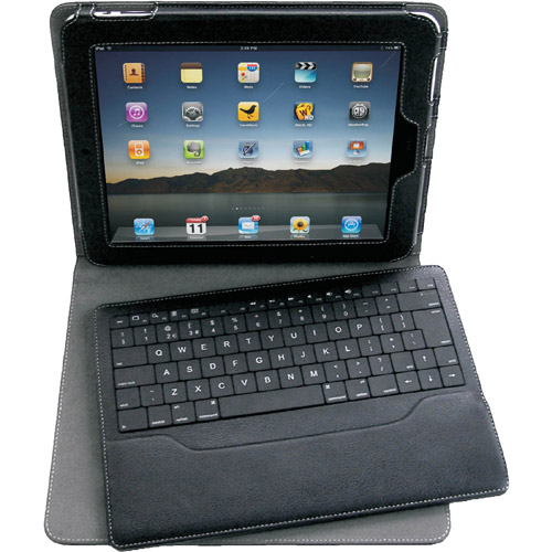 Solidtek iPad 2 Leather Case and Keyboard