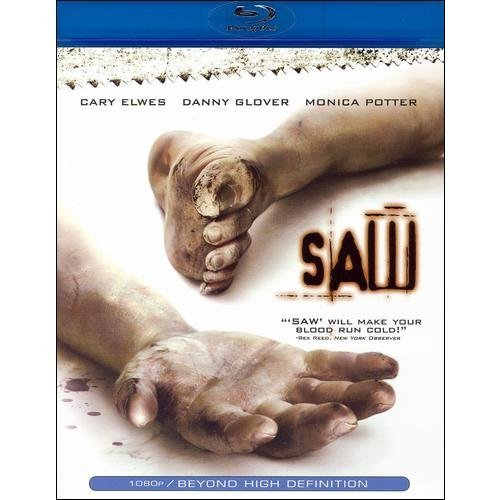 Saw (Blu-ray) (With INSTAWATCH) (Widescreen)