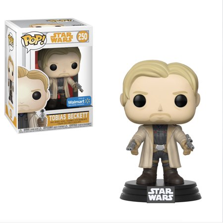 POP Star Wars: Solo - Tobias Beckett Walmart Exclusive - 1980s Pop Stars