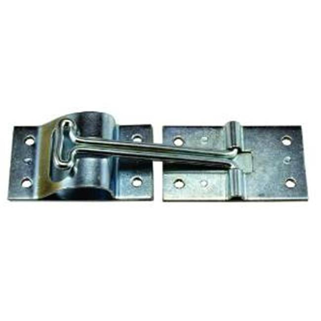 JR Products 10345 4-Inch Spring Loaded HD Door Holder