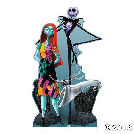 Jack, Sally & Zero Stand-Up