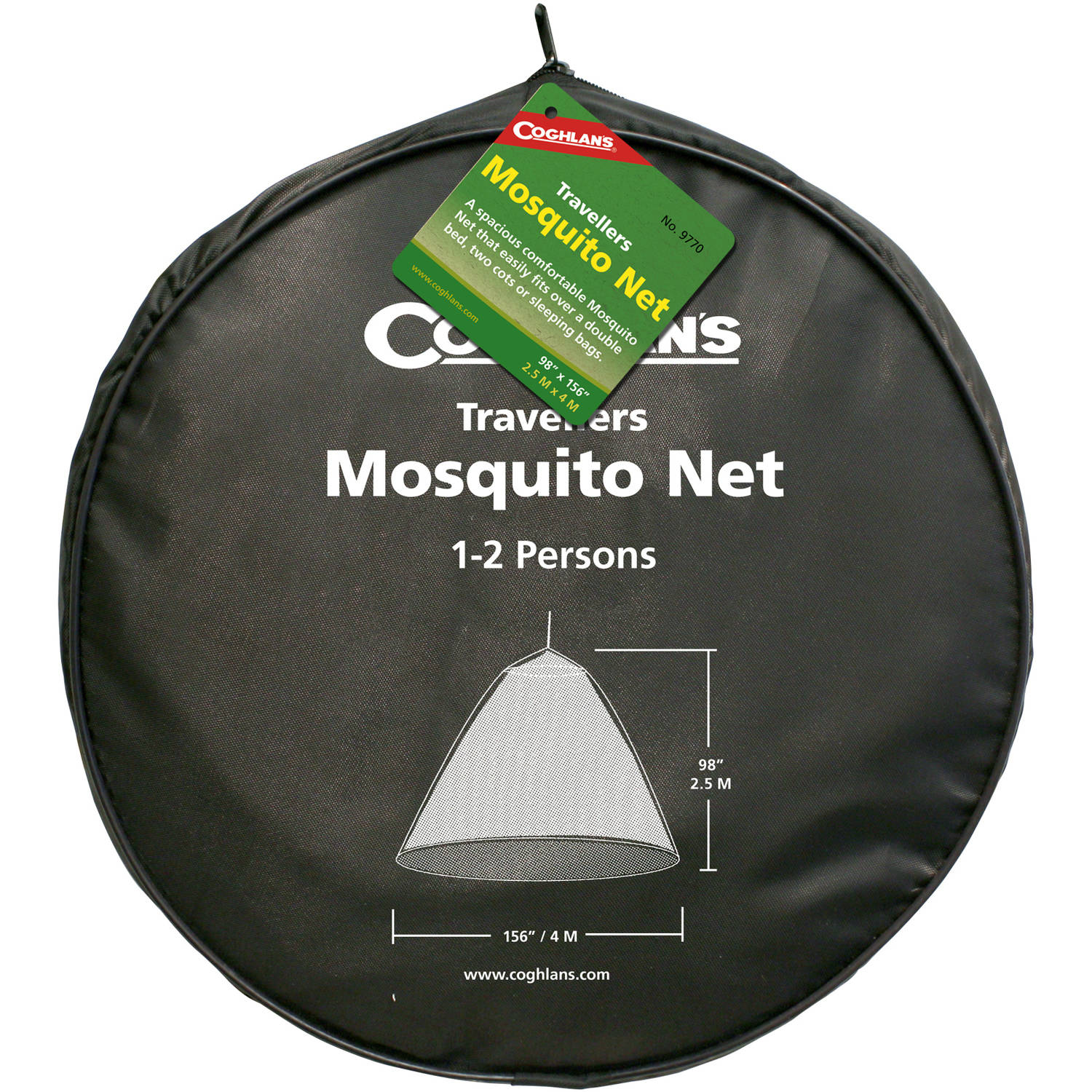 Travellers Mosquito Net by Generic