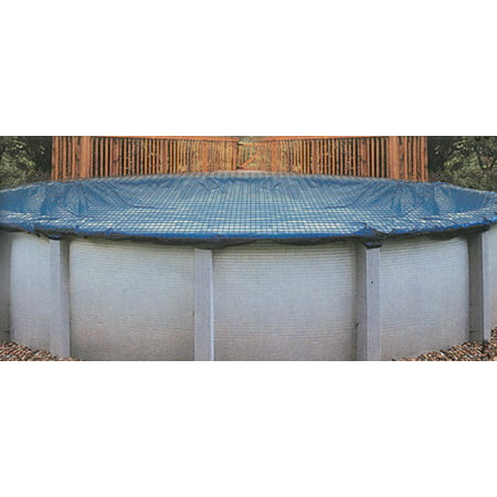 Buffalo Blizzard Round Leaf Net Cover For Above Ground
