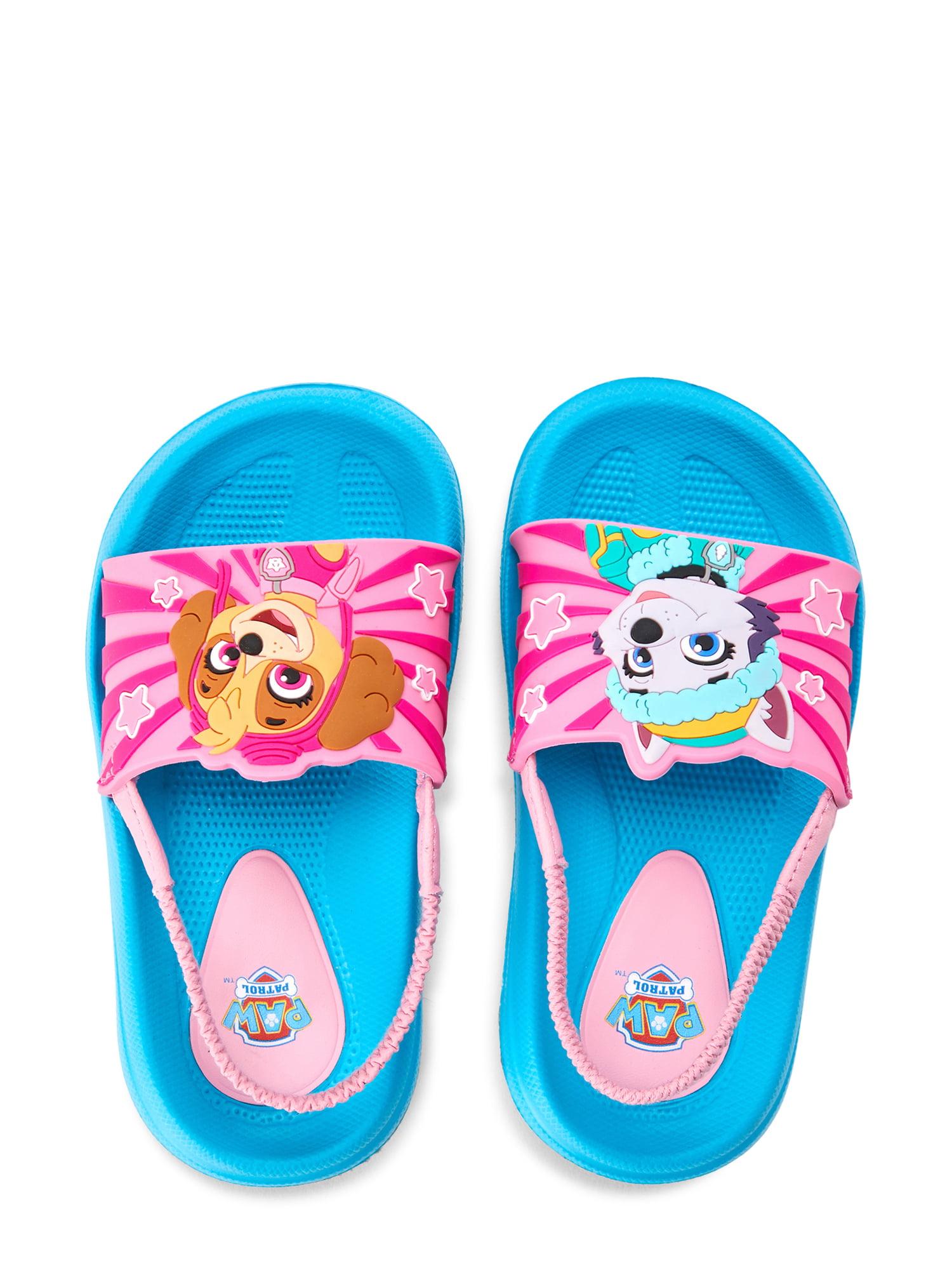 Nickelodeon Paw Patrol Slide Sandal