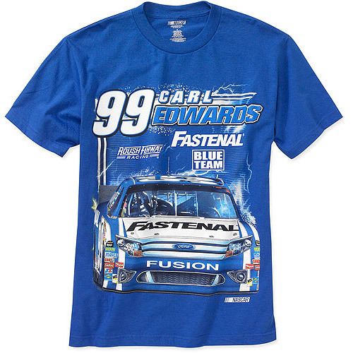NASCAR - Big Men's Carl Edwards Short-Sleeve Tee