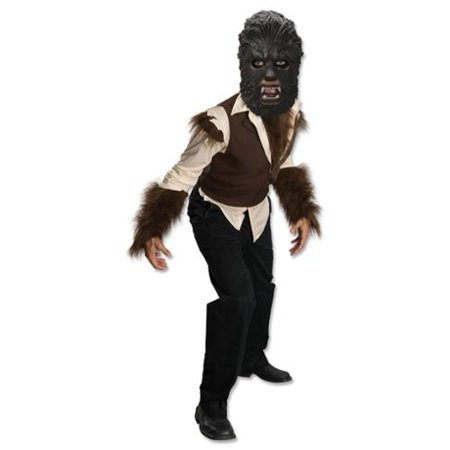 Child's The Wolfman Costume - Wolfman Costumes