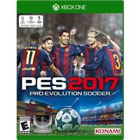 Konami Pro Evolution Soccer 2017 for Xbox One