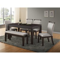 Home Source Industries Christy 6 Piece Dining Set
