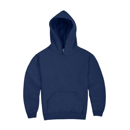 - Mid-Weight Fleece Hoodie Sweatshirt (Little Boys & Big Boys)