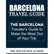 Barcelona Travel Guide - eBook