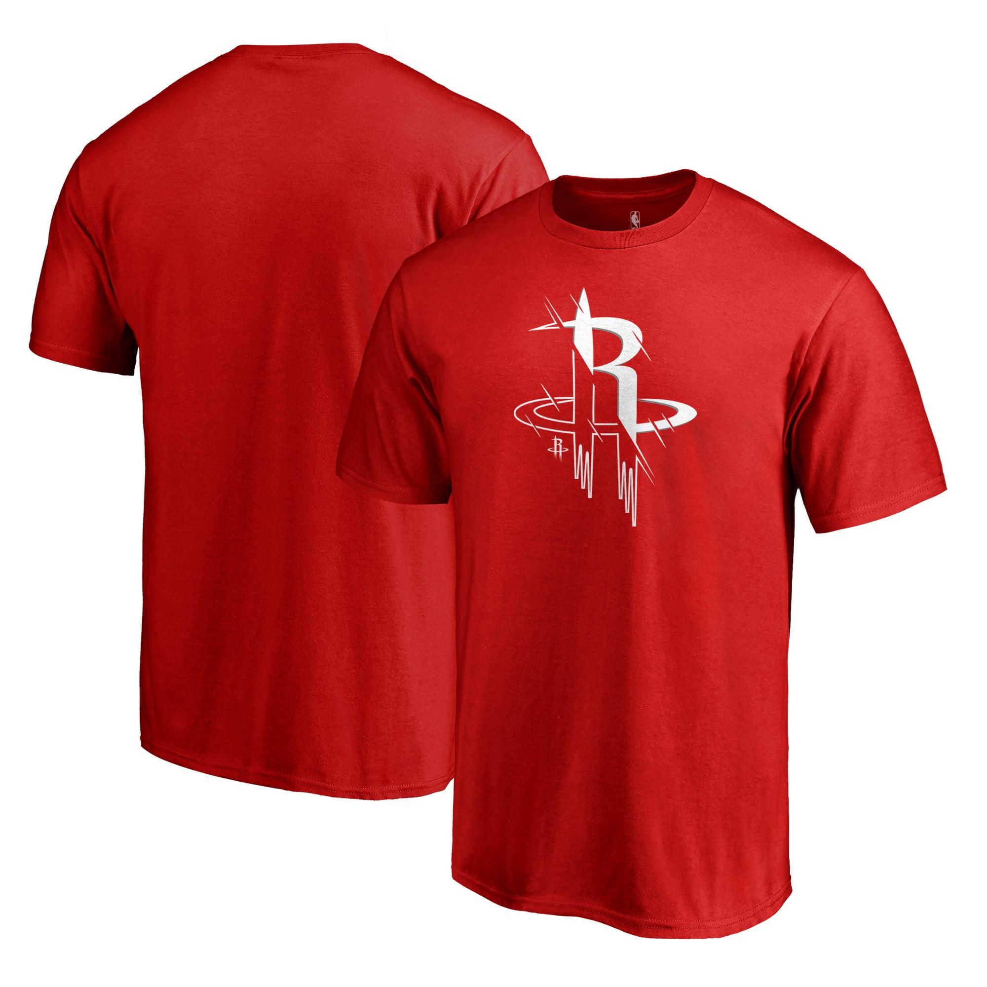 Houston Rockets Fanatics Branded Team X-Ray T-Shirt - Red