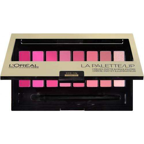 L'Oreal Paris Colour Riche La Palette Lip
