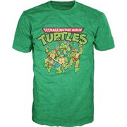 Teenage Mutant Ninja Turtles Men's Graphic Tee
