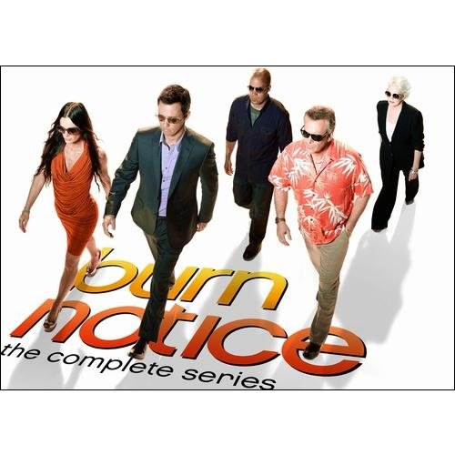 Burn Notice: The Complete Series (Widescreen)