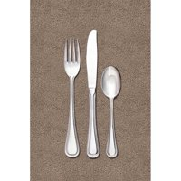 World Tableware Inc McIntosh Extra Heavy Weight Bouillon Spoon -- 36 per case.