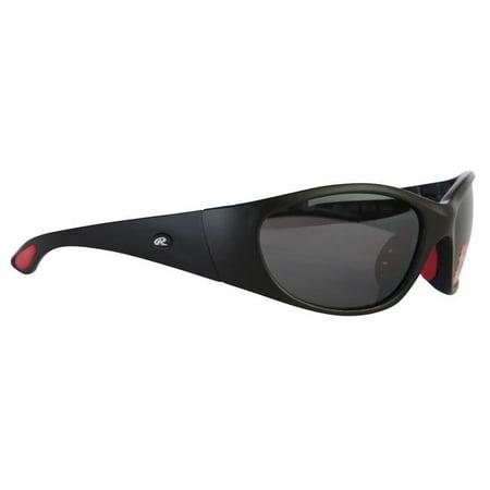 Rawlings RY108 RV Black Youth Baseball / Softball Sunglasses (Youth Baseball Sunglasses Reviews)