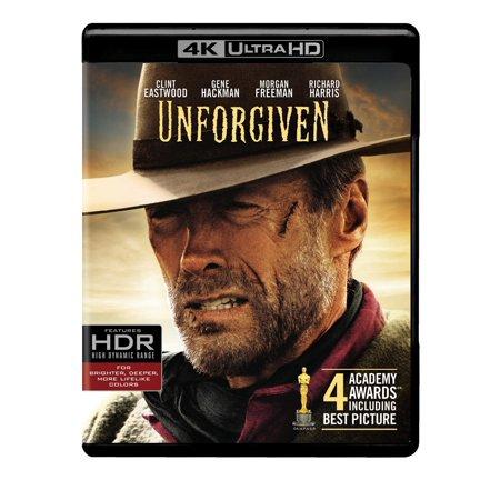 Unforgiven  1992   4K Ultra Hd   Blu Ray