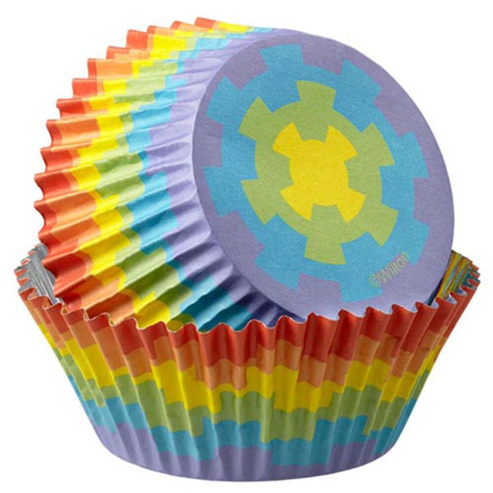 Wilton Rainbow ColorCups Standard Baking Cups 36 Ct. 415-2163
