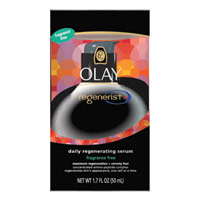 Olay Regenerist Daily Regenerating Serum, Fragrance Free - 1.7 Oz, 2 Pack