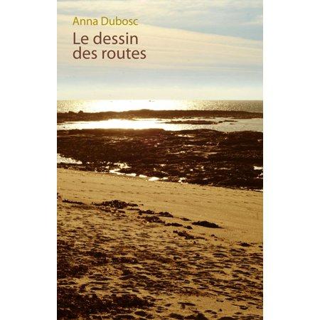 Le Dessin des routes - eBook (Les Dessins D'halloween)