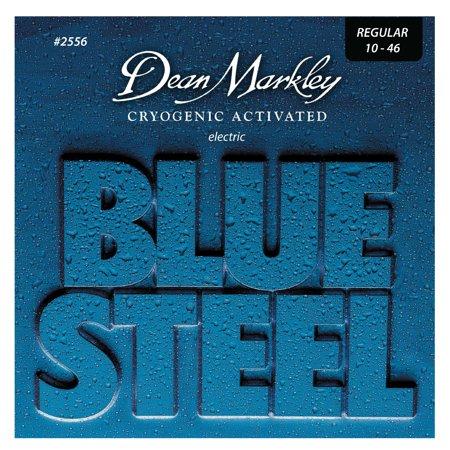 Dean Markley 2556 Blue Steel Electric Guitar Strings 10-46