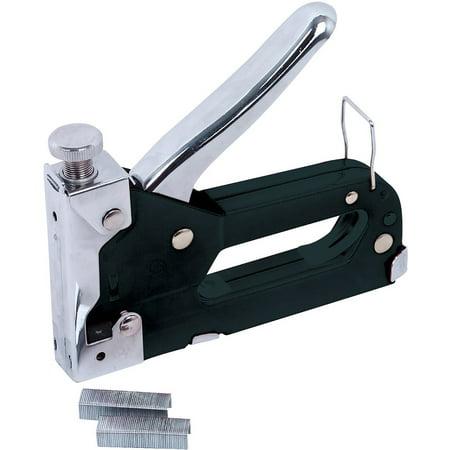 Apollo Tools DT0740 Staple Gun with Staples