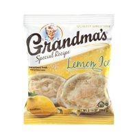 Grandmas Cookies Lemon Ice 2.5oz