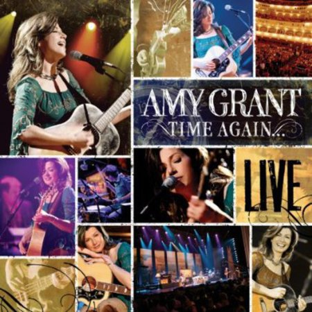- Amy Grant - Time Again...Live [CD]
