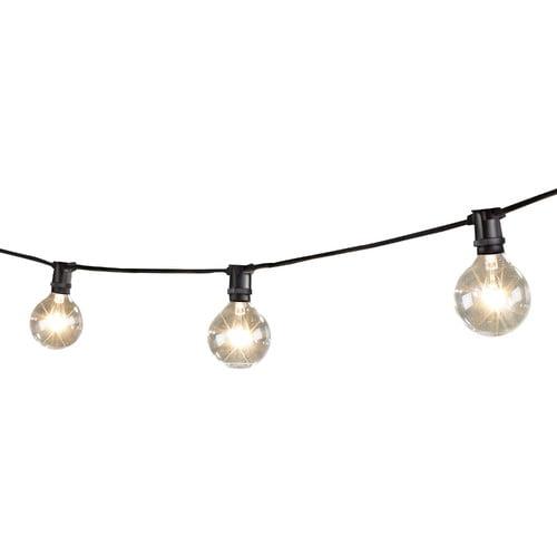 Wildon Home 15-Light 25 ft. Globe String Lights by Windward Furniture