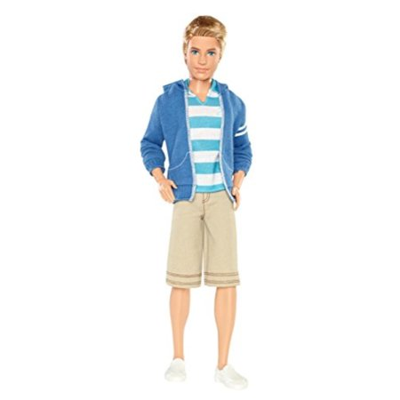 Barbie Life in The Dreamhouse Ken Doll (Discontinued by (Barbie Life In The Dreamhouse Talking Doll)