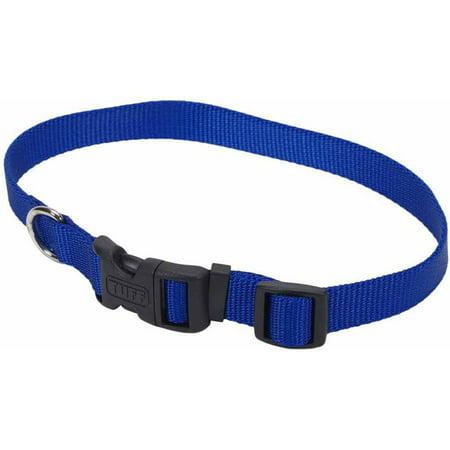 Image of Alliance Adjustable Nylon Dog Collar with Tuff Buckle