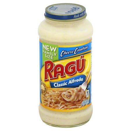 (2 pack) Ragú Cheese Creations Classic Alfredo Sauce 21.5