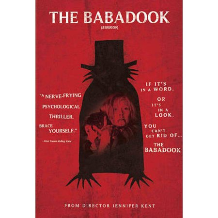 The Babadook  Dvd   Canadian